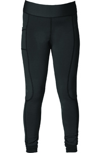 Harry Hall Childrens TEX Riding Tights Aby Leggings Black