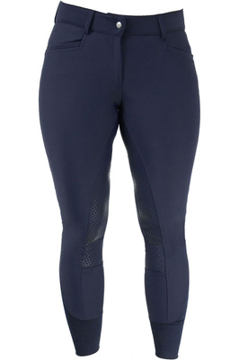 HyPerformance Womens Artic Softshell Breeches - Navy