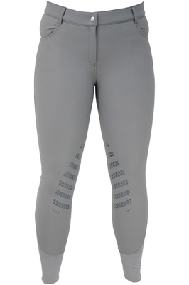 HyPerformance Womens Thermal Softshell Breeches - Grey