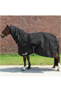 Masta Tex Pack-A-Way Rain Sheet Black