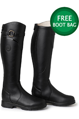Mountain Horse Spring River High Rider Boots Black
