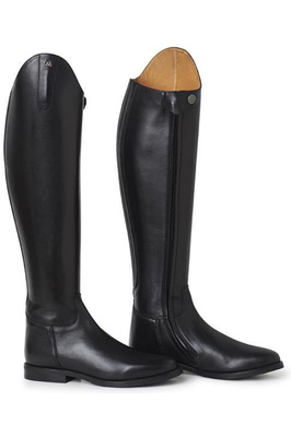Mountain Horse Womens Serenade Long Riding Boots Black