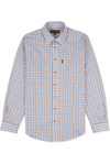 Musto Classic Twill Shirt Cairngorms Berry