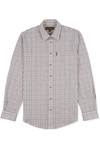 Musto Classic Twill Shirt Cairngorms Heather