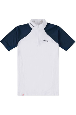 Musto Womens Performance Stock Shirt True Navy / White