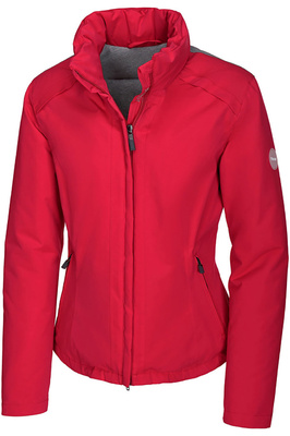 Pikeur Womens Hanna Waterproof Jacket Red