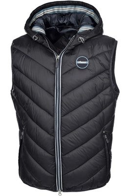 Pikeur Mens Arco Quilted Gilet Magnet