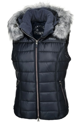 Pikeur Womens Amica Quilted Gilet Navy