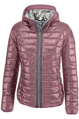 Pikeur Womens Hariet Hooded Jacket Foxglove