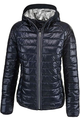 Pikeur Womens Hariet Hooded Jacket Navy