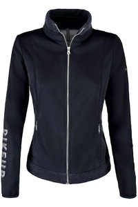 Pikeur Womens Hylli Fleece Jacket Navy