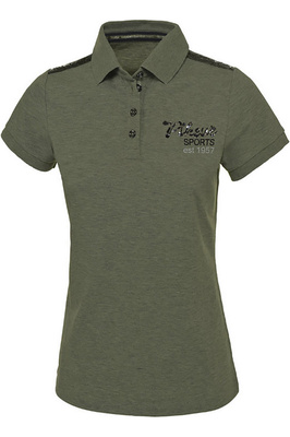 Pikeur Womens Ruby Polo Olive