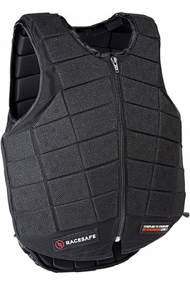 Racesafe Provent 3.0 Body Protection Black