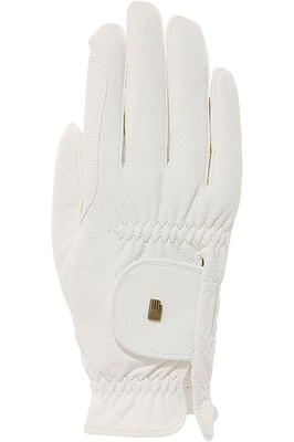 Roeckl Roeck-Grip Riding Gloves White