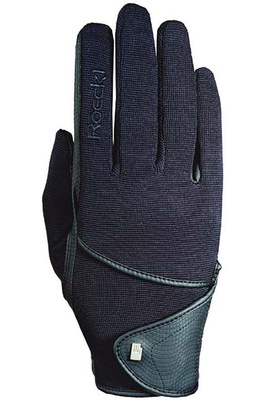 Roeckl Madison Riding Gloves Black