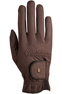 Roeckl Roeck-Grip Riding Gloves Mocha