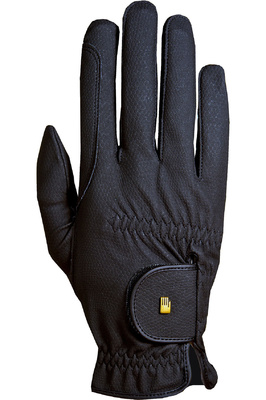 Roeckl Roeck-Grip Riding Gloves Black