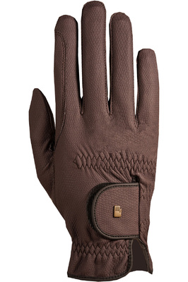 Roeckl Roeck-Grip Winter Riding Gloves Mocha