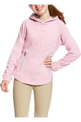Ariat Girls 3D Hoodie Lilac Pearl