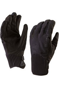 SealSkinz Elgin Riding Gloves Black