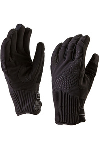 SealSkinz Womens Elgin Riding Gloves Black