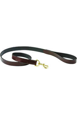 Weatherbeeta Leather Dog Lead - Brown