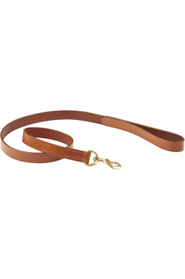 Weatherbeeta Leather Dog Lead - Tan