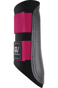 Woof Wear Club Brushing Boot Berry