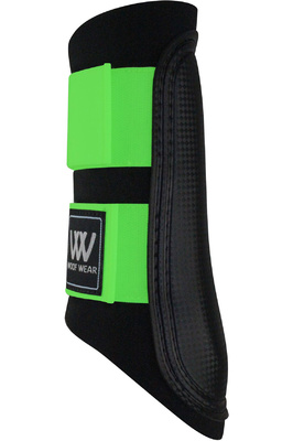 Woof Wear Club Brushing Boot Lime
