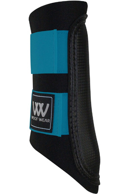 Woof Wear Club Brushing Boot Turquoise