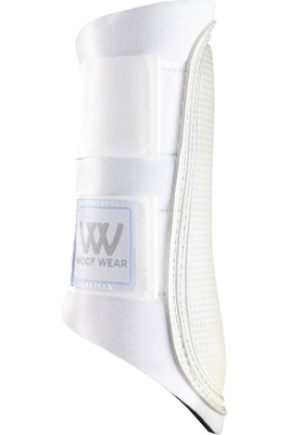 Woof Wear Club Brushing Boot White