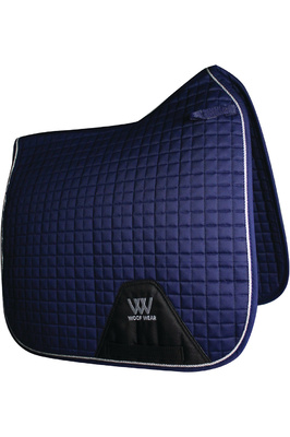 Woof Wear Dressage Saddle Cloth Navy
