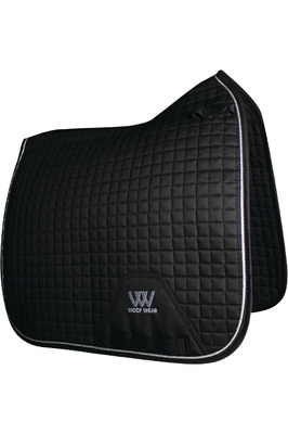 Woof Wear Dressage Saddle Cloth Black