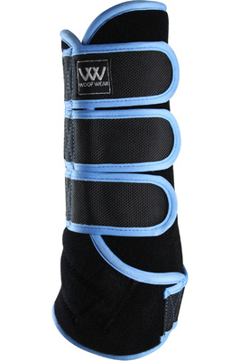 Woof Wear Dressage Wraps Powder Blue