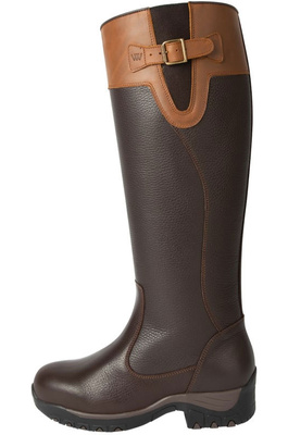 Woof Wear Fonte Verde Vilamoura Country Boots - Chocolate Brown
