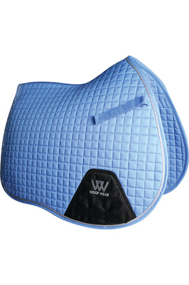 Woof Wear General Purpose Saddle Cloth Powder Blue