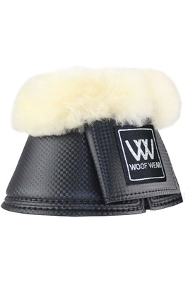 Woof Wear Pro Overreach Sheepskin Boots Black