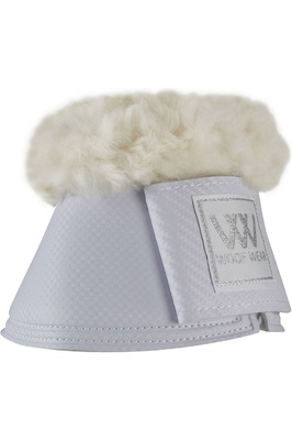 Woof Wear Pro Overreach Sheepskin Boots White