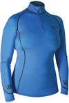 Woof Wear Womens Performance Riding Shirt Tuquoise