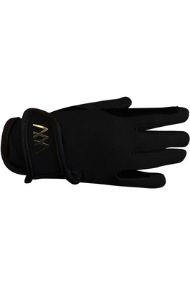 Woof Wear Young Rider Pro Gloves - Black