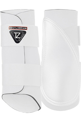 Equilibrium Tri-Zone Brushing Boots White