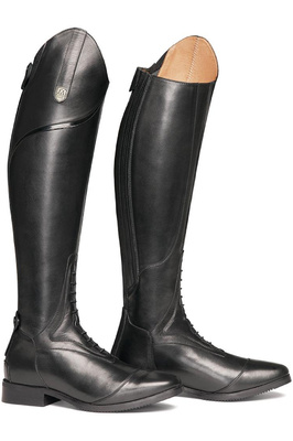 Mountain Horse Womens Sovereign High Rider Boots Black