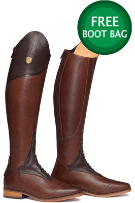 Mountain Horse Womens Sovereign High Rider Boots Brown