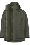 Musto Womens Fenland BR2 Packaway Jacket Dark Moss